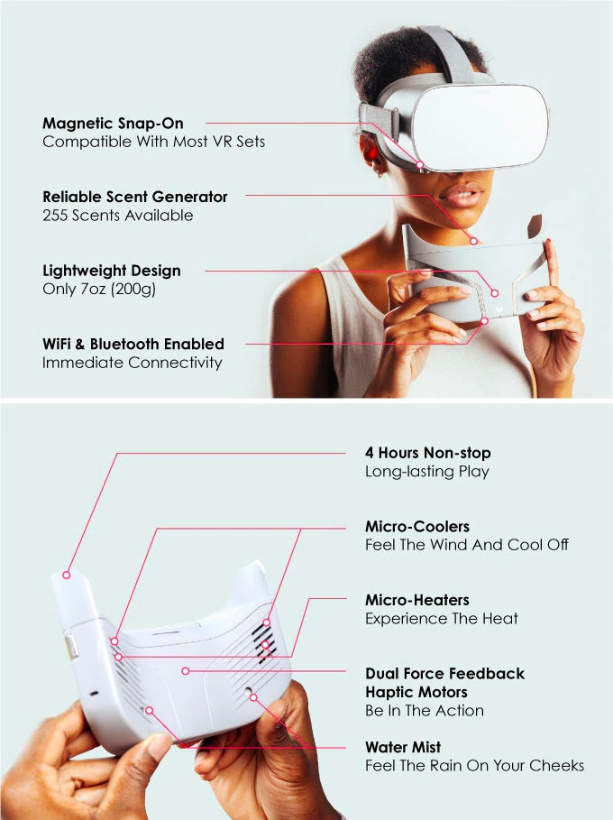 Feelreal - Feel everything in VR - Tech Hub Today